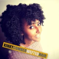 kinky comber