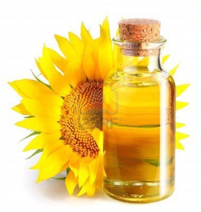 5 beneficios del aceite de girasol para el cabello.